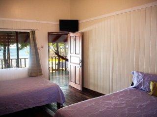 Ocean Front, 2 Double Beds