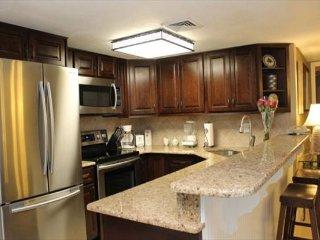 Beautifully updated kitchen! Fantastic Gulf view! #720