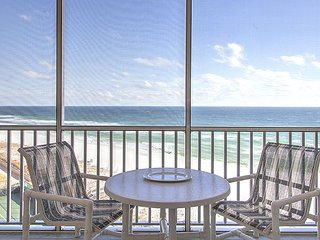 Vacation at the top of Destin in 1BR 703, overlooking pristine emerald water!