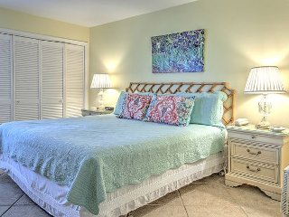 Breath-taking Destin sunrises from your very own private balcony unit 702!