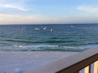 TOP FLOOR, CORNER UNIT 701 offers the best view of gorgeous Destin sunrise!
