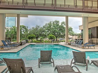 New SUPER luxury 2 bedroom 1 bath. Hermann Park/Med Center
