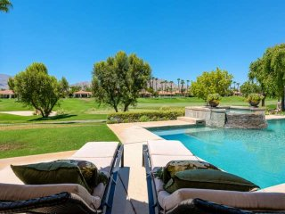Mountain View PGA West Home on Nick Tournament Course, Large Private Pool, Casca
