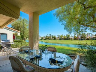Water & Mountain Views! Upgraded Kitchen, Outdoor Grill Home in PGA WEST Palmer