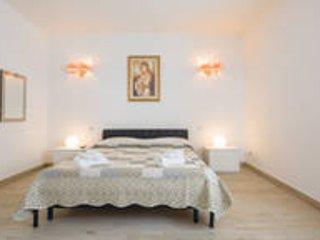 Suite 1 camera da letto. Bedroom 1