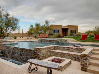 Quiet Luxury Home w/ Horse Property in North Scottsdale. Minutes from West
