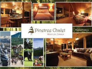 PINETREE CHALET WHISTLER... the perfect place to gather, relax and entertain!