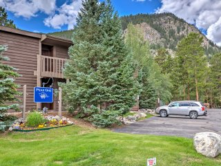 Frisco Peak One Condo w/Deck -5 Blocks to Main St!