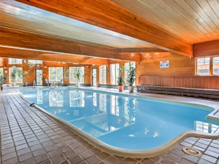 Silverthorne Condo w/Patio&Mtn Views-Pool Access