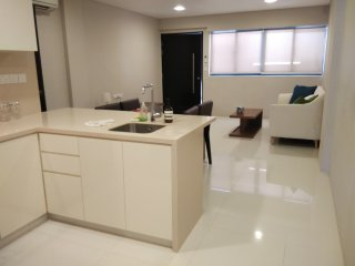 Bright City Apartment 4pax