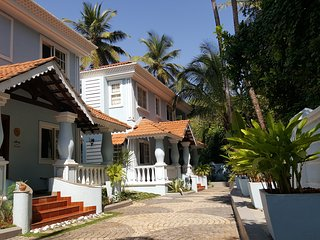 Villa Solitude, Luxurious 4BHK Villa at Villa Goesa