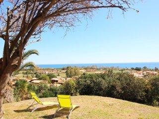 Villetta panoramica a circa 500 metri dalla spiaggia di Costa Rei