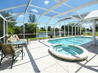 3BR Waterfront Haven w/ Private Pool, Spa & Dock
