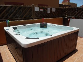 Relaxing Private Jacuzzi