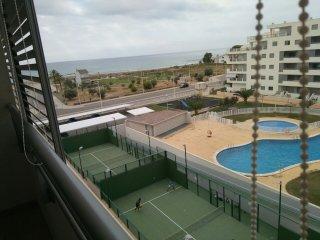 Apartamento Torreblanca primera línea playa