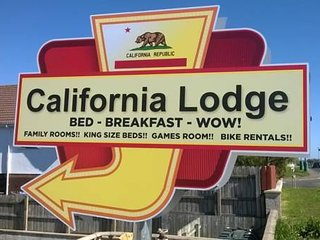 California Lodge - Your base to Explore the North Irish Coast!!