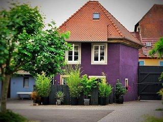 Gite de charme 4 personnes :'la Maisonnette' chez le viticulteur a Gertwiller...