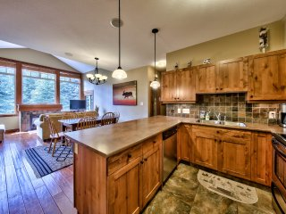 Luxurious mountain living and true ski in/ski out. A perfect getaway!