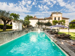 13 bedroom Chateau in Montjoi, Occitania, France : ref 5049688