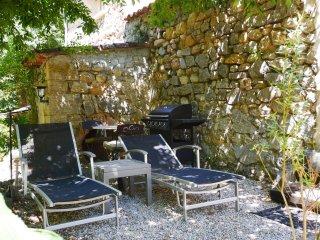 Les Gites du Moulin- La Risse-Jacuzzi privatif  -Callas-Var-83-Provence
