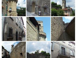 'Un tuffo nella storia'  nel cuore del centro storico di Castiglione