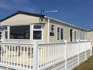 Silversands Lossiemouth, luxury 3 bedroom 8 berth Caravan