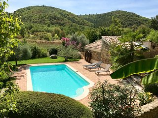 La Bergerie - Gîte de charme dans propriété provençale