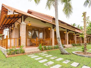 The Garden House  Phu Quoc - Superior Garden View Room With Kitchen