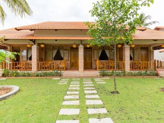 The Garden House Phu Quoc - Superior Family Garden View Room With Kitchen