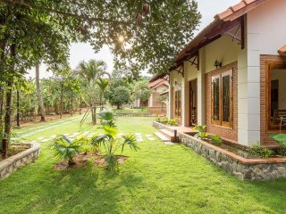 The Garden House Phu Quoc - Mountain View Room With Kitchen