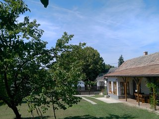 Lovely cottage close to Lake Balaton