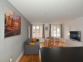 Cosy Apartment near Olympia Hammersmith-8 Guests