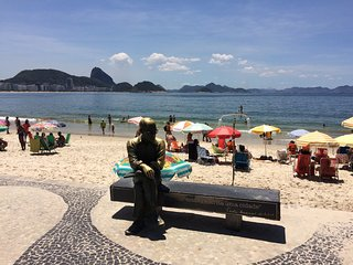 COPACABANA ON THE BEACH BLOCK