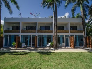 Special beachfront property with 14 bedrooms