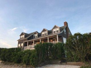 Beachfront Nantucket Sconset Home w/Beach, Golf Course, Sankaty Lighthouse views