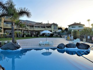 Nice apartment with pool in Residential complex