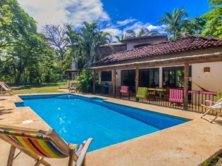 Private Home  in Playa Avellanas With  Pool! 15 min Walk to Beach!           !