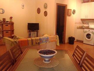 El apartamento está situado en una de las mejores playas de Torremolinos