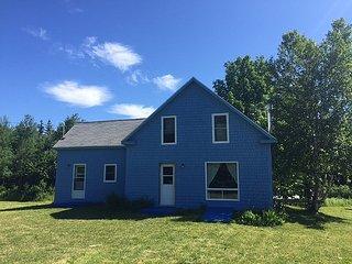 Breton Cove Farm House