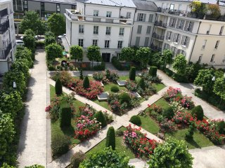 Grand appartement a 5mn de Disneyland Paris