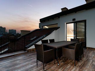 Luxury Modern Penthouse - BAApartments