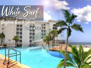 $pecials - White Surf Condominium - Oceanfront - 2BR/2BA - #505