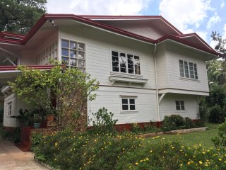 Charming House at the Best Location in Baguio City