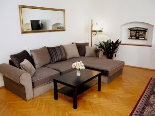 DUPLEX Apartment under the Prague Castle