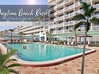 Oct & Nov Specials - Daytona Beach Resort - Oceanfront - 1BR/1BA - #315