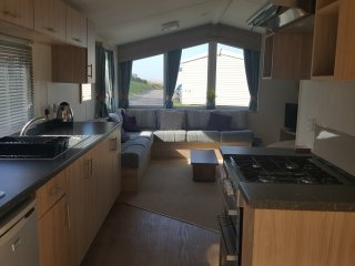 3 bed Static Caravan for hire
