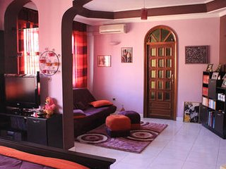 Luxury Suite Cosy in heart of Casablanca City