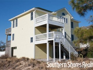 Southern Shores Realty - Yellow Beach House ~ RA156778