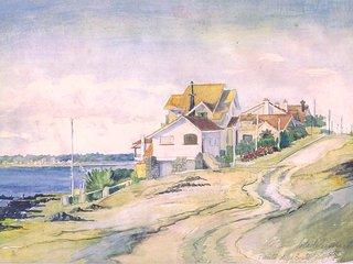 Villa sobre el mar (12 pax)