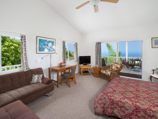 Lovely Ocean View Orchid Suite, full kitchen, Bears' Place Guest House, Deutsch